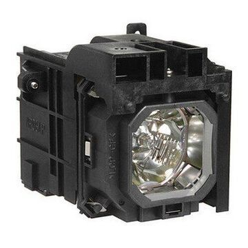NEC NP2200 Projector Housing with Genuine Original OEM Bulb