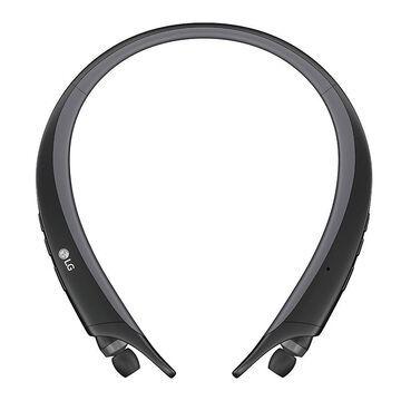 LG TONE Active A80 Bluetooth Headset, Black, LGHBS-A80.ACUSBKI