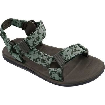 Rider Men's RX Print Sandal II Black/Green/Brown