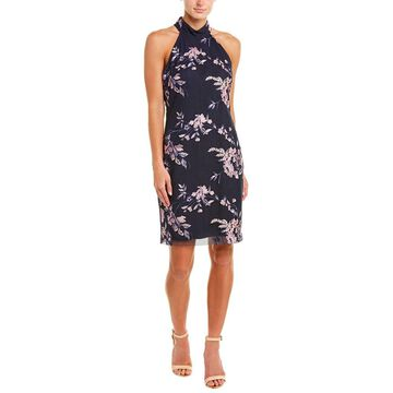 Badgley Mischka Womens Cocktail Dress
