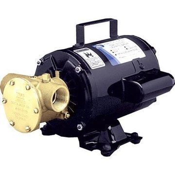 Jabsco 6050-0003 Self Priming 115/230V 23.0 GPM Utility Pump