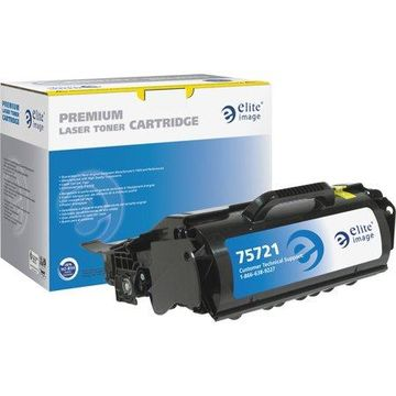 Elite Image, ELI75721, 75721 Remanufactured Dell Toner Cartridge, 1 Each