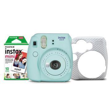 Fujifilm Instax Mini 9 Bundle with Exposure Film & Case