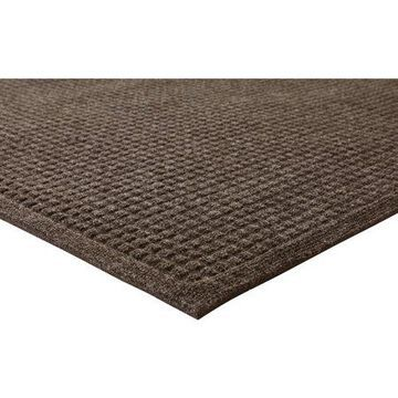 Genuine Joe, Ecoguard Floor Mat, 1 Each, Brown