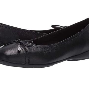 Geox Annytah 9 (Black) Women's Shoes