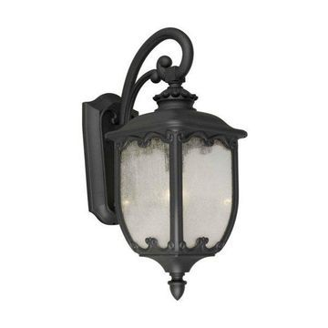 Forte Lighting 1820-01 1 Light Outdoor Wall Sconce