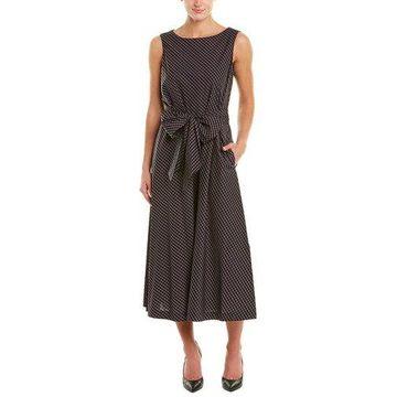 Anne Klein Womens Midi Dress