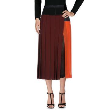 VICTORIA BECKHAM Long skirts