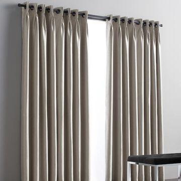 Simply Vera Vera Wang Dupioni 1-pack Blackout Window Curtain
