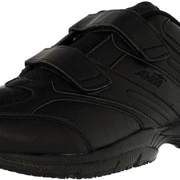 Avia Women's Union Slip Resistant Ankle-High Leather Cross Trainer Shoe