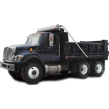 BUYERS PRODUCTS 5544395 Tarp Kit,Aluminum,900,90:1 Motor,8-19 ft
