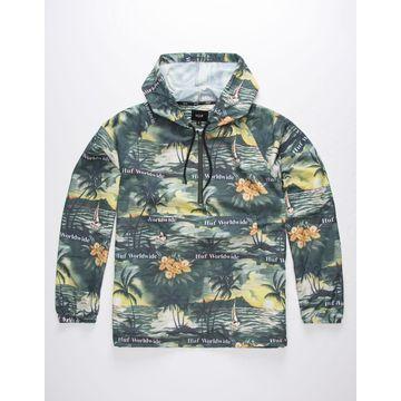 Venice Packable Mens Anorak Jacket
