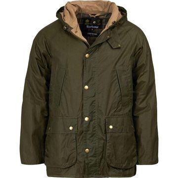 Barbour Lightweight Bedale Wax Hooded Jacket - Men's