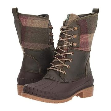 Kamik Sienna 2 (Khaki) Women's Cold Weather Boots