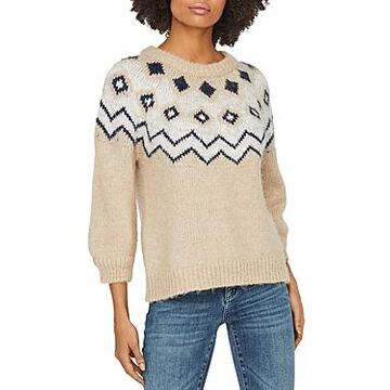 Vero Moda Fairs Puff Sleeve Sweater