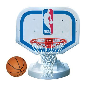 Poolmaster NBA Logo Competition Style Poolside Basketball Game