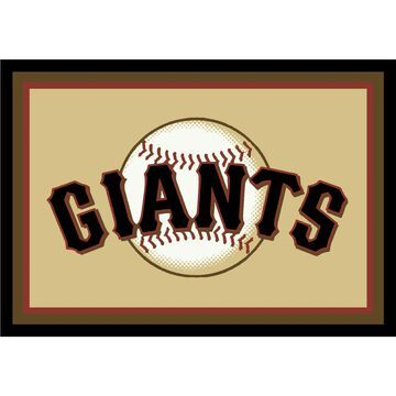 Imperial San Francisco Giants 6' x 8' Spirit Rug