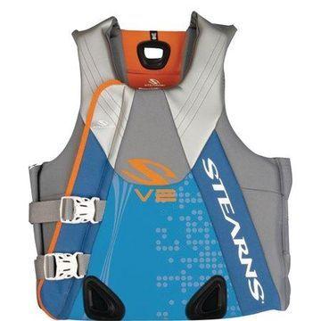 Stearns V2 Series Women's Neoprene Abstract Wave Boating Vest
