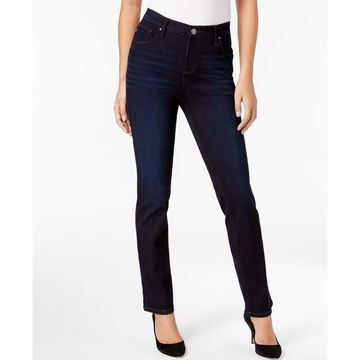 Gwen Straight-Leg Jeans, Created for Macy's