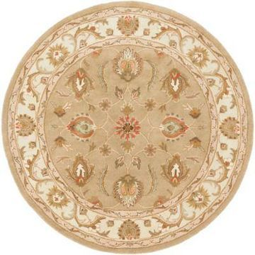 Artistic Weavers Oxford Isabelle 6-Foot Round Rug in Green