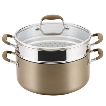 Anolon Advanced Home 8.5-qt. Wide Stockpot with Insert