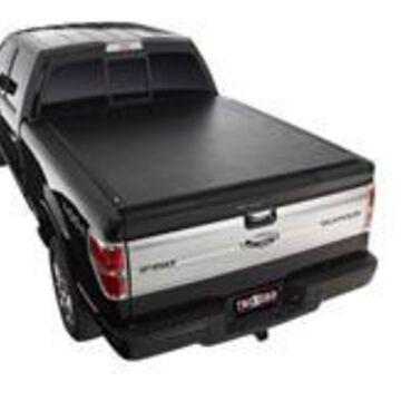 Truxedo 531001 Black Low Profile TruXedo Tonneau Cover for 2019 Ford Ranger 5 in.