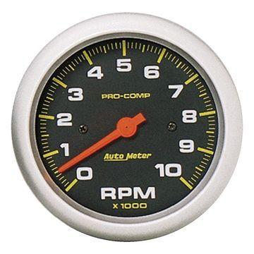 AutoMeter 5161 Pro-Comp Electric In-Dash Tachometer