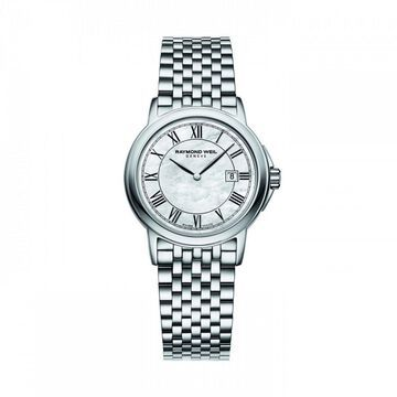 Raymond Weil Women's 5966-ST-00970 Tradition Stainless Steel Watch