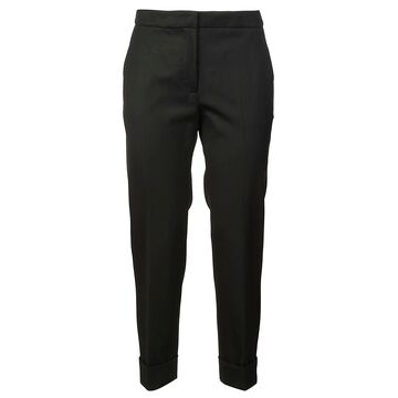 PT01 Regular Cropped Trousers