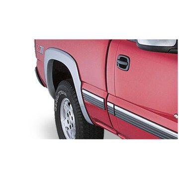 Bushwacker 99-06 Chevy Silverado 1500 Fleetside OE Style Flares 2pc 78.0/96.0in Bed - Black