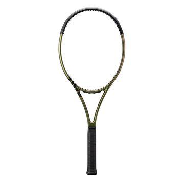 "Wilson Blade 104 v8 Tennis Racket - Size: 4 1/8"" (1) Grip - Unstrung"