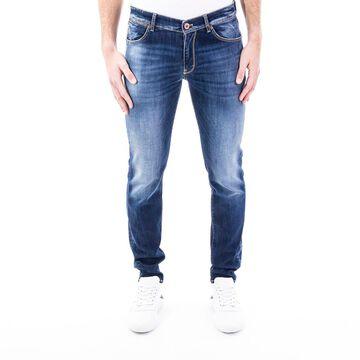 Pt05 Swing Blend Cotton Jeans