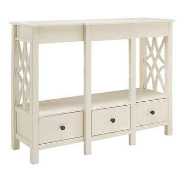 Linon Whitley TV Stand