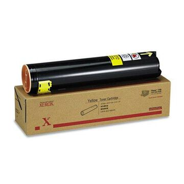 Xerox 106R00655 Toner, 22000 Page-Yield, Yellow