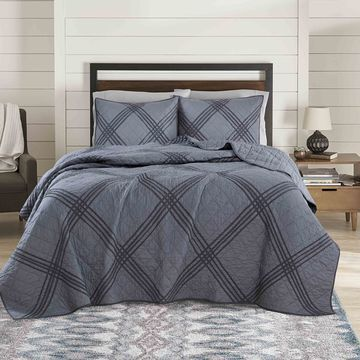 Better Homes And Gardens Pleated Diamond Quilt Collection