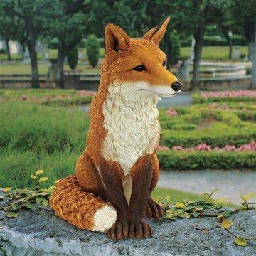Design Toscano Simon the Fox