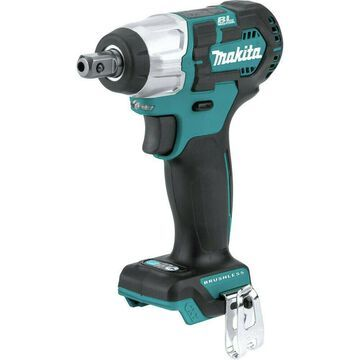 Makita WT06Z 12V max CXT Li-Ion BL 1/2 in. Impact Wrench (Tool Only) New