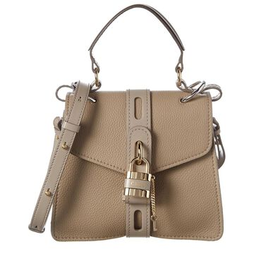 Chloe Aby Day Small Leather Shoulder Bag
