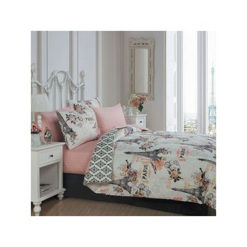 Avondale Manor Cherie 5-pc. Reversible Complete Bedding Set with Sheets