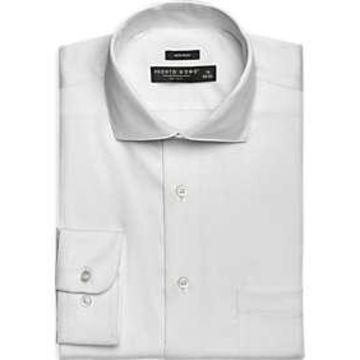 Pronto Uomo Bright White Dress Shirt