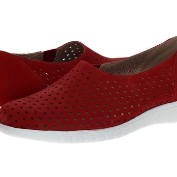 Munro Womens Skipper Low Top Slip On Fashion Sneakers