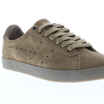 Gola Tourist Cappuccino Suede Mens Low Top Sneakers