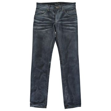 Dolce & Gabbana Blue Cotton Jeans