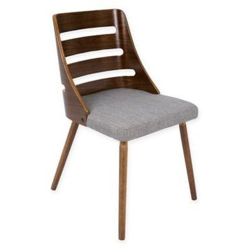LumiSource Trevi Chair in Grey