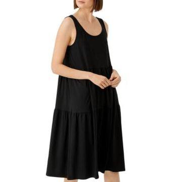 Eileen Fisher Tiered Dress