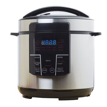 Brentwood EPC-626 6-Quart Electric Pressure Cooker
