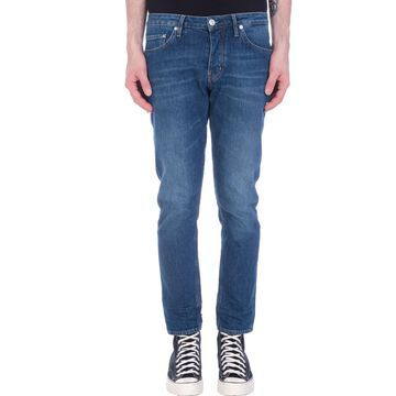 Haikure Cleveland Pants In Blue Denim