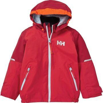 Helly Hansen Kids' Shelter Jacket - 2 - Raspberry