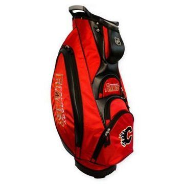NHL Calgary Flames Victory Golf Cart Bag