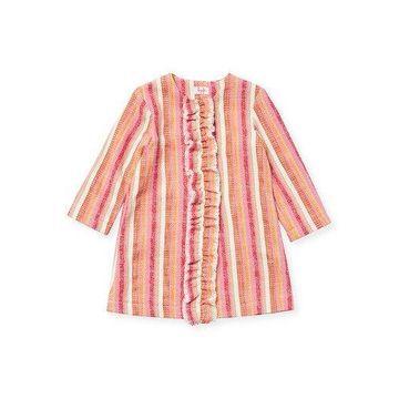 Il Gufo Girls Stripe Jacket